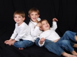 Ben,Will and Jack, My three Tampa Grandsons